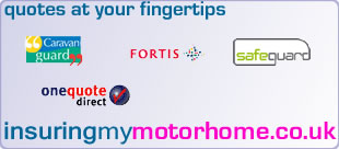 With motorhome insurance quotes provided by some of the UK's long established motorhome insurance specialists